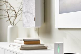 Az IKEA bemutatja az új VINDRIKTNING légminőség-érzékelő berendezést, amely megkönnyíti az otthonok levegőminőségének ellenőrzését
