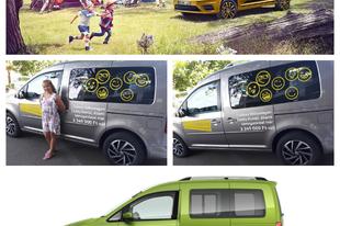 Nagy család + Nagy Volkswagen = Nagycsaládos kedvezmény