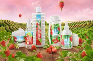 AVON Wild Strawberry Dreams termékcsalád