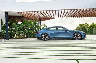 Elektromos, sportos és progresszív – Az Audi e-tron GT