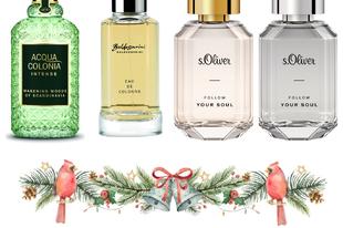 Karácsonyi hangulatok, lélekemelő illatok