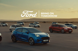 A Ford új 'Bring on Tomorrow' filozófiája...