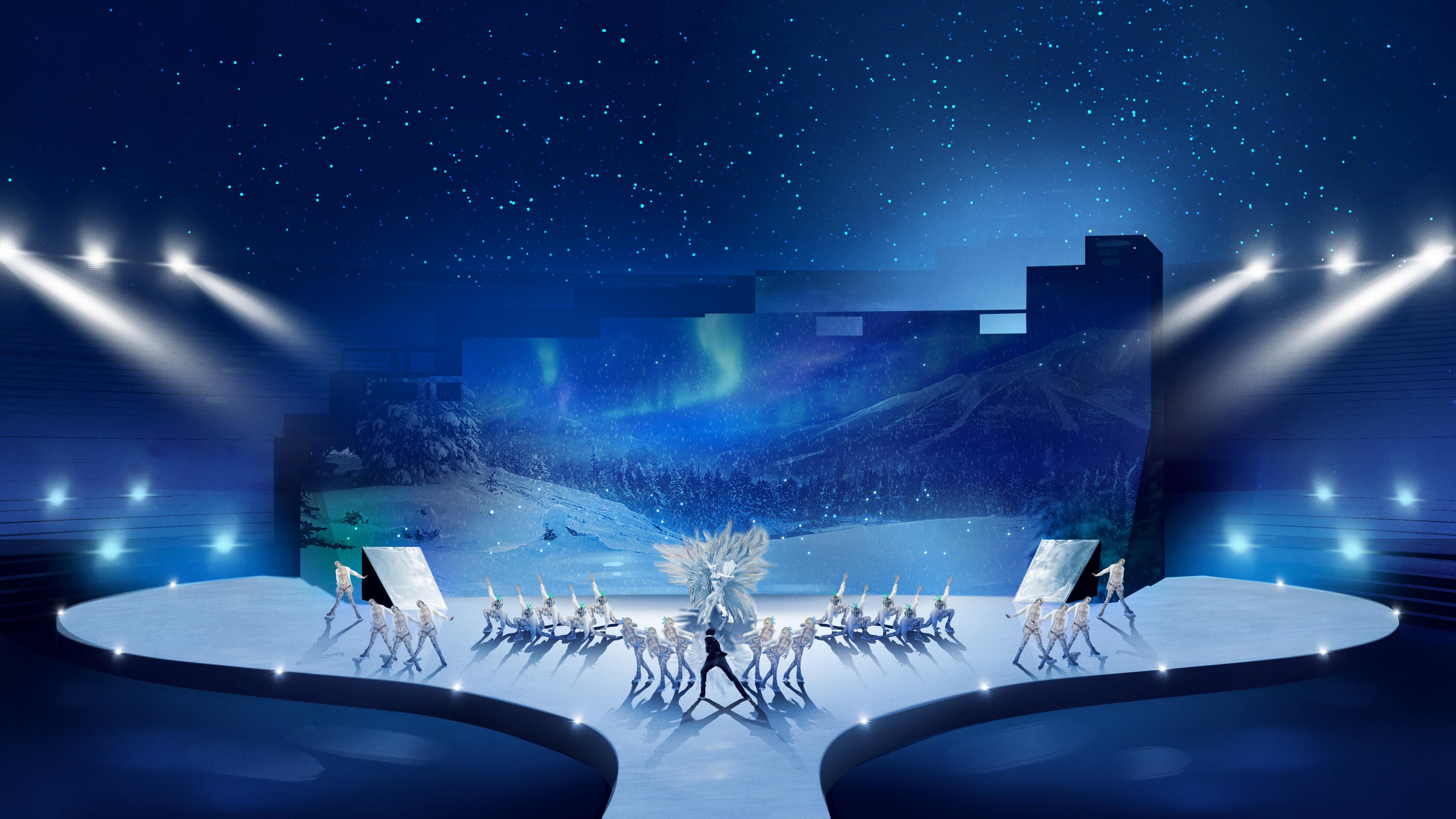 A show művészeti vezetője Kim Gavin lesz, aki korábban olyan nagyszabású eseményekért és showműsorokért felelt, mint a 2012-es Londoni Nyári Olimpiai- és Paralimpaiai Játékok záróünnepsége, Robbie Williams és Anastacia koncertjei, vagy a Wembley-ben 2007-ben Diana hercegnő tiszteletére rendezett emlékkoncert.<br /><br />Nathan Clark koreográfus is kulcsfontosságú résztvevő lesz a színfalak mögött - többek között olyan neves előadók koncertjeit koreografálta, mint a Spice Girls, Rihanna, Coldplay, Annie Lennox, Sir Tom Jones vagy Kylie Minogue. <br />Az est sztárfellépője: Andrea Bocelli.