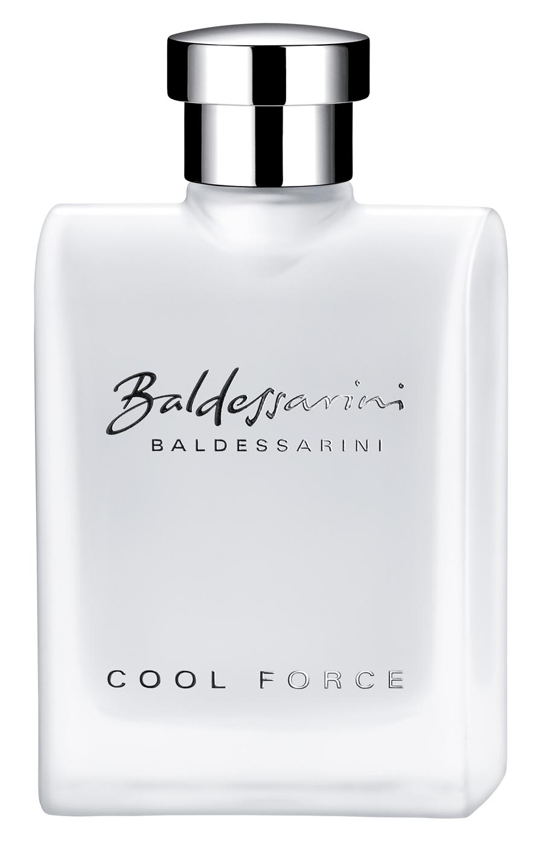 <br />  <br />A stílusosnak<br />Baldessarini Cool Force <br /><br />A Cool Force olyan aromás illat, amely dinamikus pezsgésével teszi élettel teliivé a modern férfit, és – fejjegyében a BALDESSARINI illatok jellegzetes férfiasságával összhangban – egyetlen kompozícióban ötvözi a frissességet és az erőt. Baldessarini Cool Force – erőteljes, karakteres és kontrasztos.<br /><br />