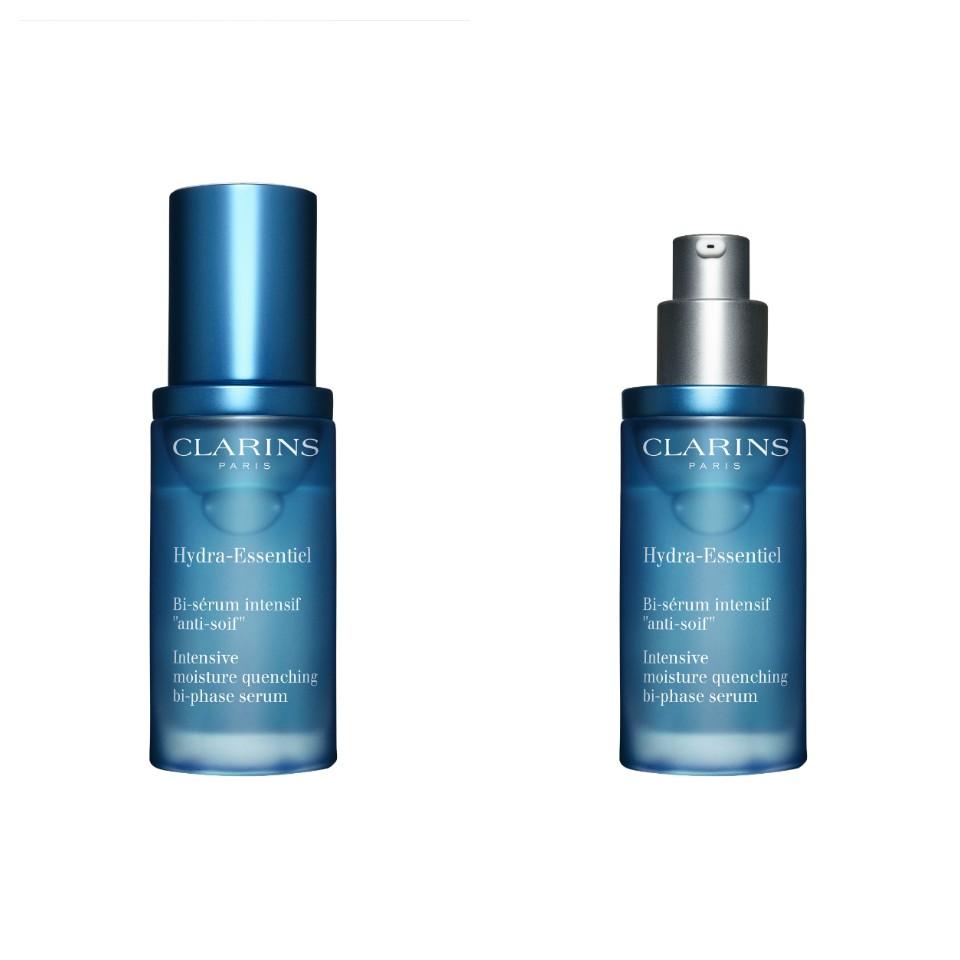 A szomjas bőr megmentője<br /><br />Csak úgy, mint egy csepp víz… Egyedülálló, pihekönnyű textúrája csodálatos érzés a bőrön, a természetes hidratáló rendszer helyreállítása érdekében a Bi-phase szérum a bőr minden szintjén dolgozik és segít a bőrnek visszanyerni a tökéletes bőr minden minőségi tulajdonságát. Textúrája akár egy csepp víz, hihetetlenül könnyű érzés és gyorsan felszívódik minden olajos érzés nélkül. Csupán néhány cseppet kell felvinnie arcára a szokásos hidratálója előtt.