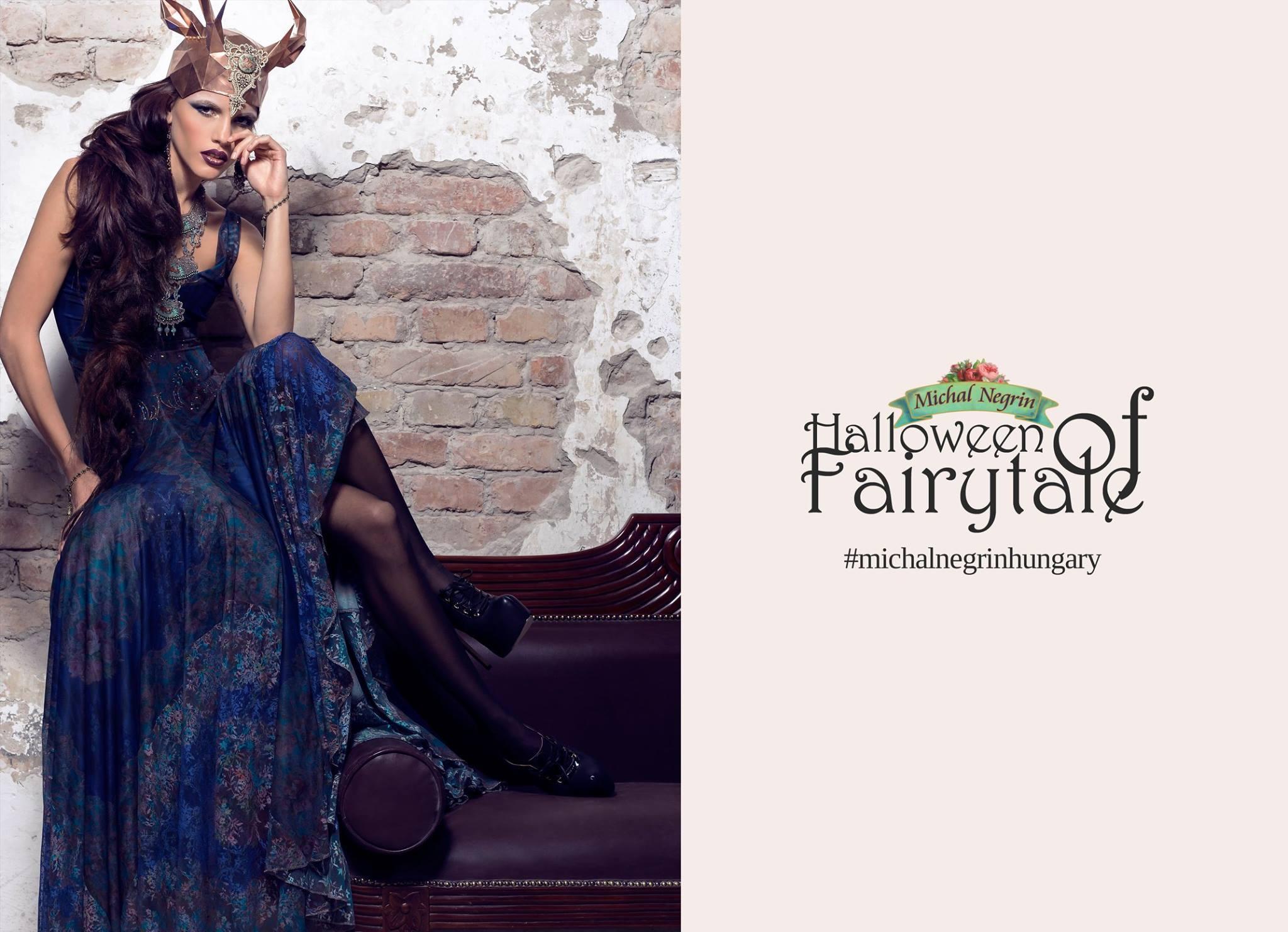 Halloween of Fairytale. <br />Szerezd be a legvagányabb kiegészítőket! <br />www.michalnegrin.hu