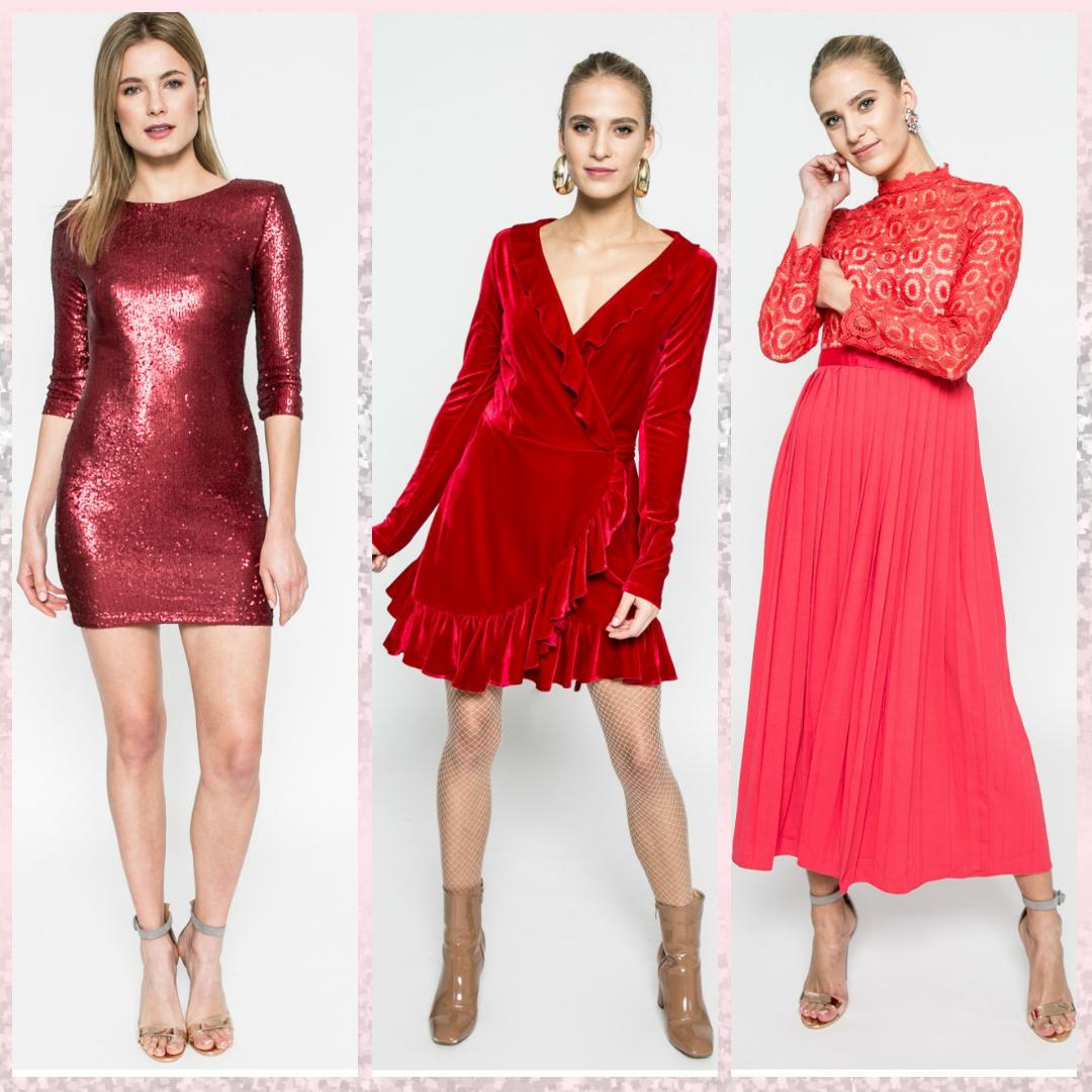 Vörösben csábíthatsz<br />Nagyon jól mutatsz, ha a sok fekete ruhás nő között, Te a vöröset választod. Csodás fazonokra bukkanhatsz az Answear.hu oldalain.<br />