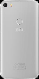 IDOL 5S – Mutasd meg magad!<br />Az IDOL 5S amellett, hogy főbb tulajdonságaiban megegyezik az alapmodellel, erősebb processzort, több tárhelyet és dual hangsugárzót is kapott, valamint kiváló, 12 megapixeles hátsó kamerája mellett 8 megapixeles elülső kamerával van felszerelve, mely egy elülső villanóval is társul, ezáltal az IDOL 5S kristálytiszta pillanatképeket és szenzációs szelfiket készít. <br />IDOL 5S tökéletes lehet Cinemagram készítésére és Light Trace funkcióval is bír (fényfestés), ezáltal felülmúlja az általános kamerákat és így kiemelkedik a tömegből, eltér a megszokottól.<br />Egy nagyszerű multimédiás élmény, mely magával ragadó hangminőséggel érkezik.<br />Az IDOL 5S egy erőteljes audió megoldással büszkélkedhet, melynek alapjai a JBL® által minősített 2x3.6W hangszórók. A dobozban emellett eredeti  JBL® fejhallgatót találnak a vásárlók.<br />Elérhetőség<br />IDOL 5 elérhető metal ezüstben és metal feketében<br />IDOL 5S elérhető sötét szürkében <br />
