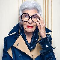 Iris szemüvegén át a világ
