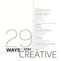 Hogyan maradj kreatív?