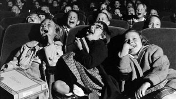 Gyerünk a moziba be!