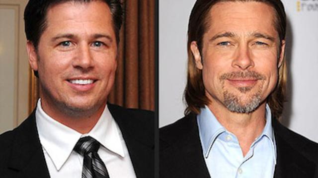 Brad Pitt testvére