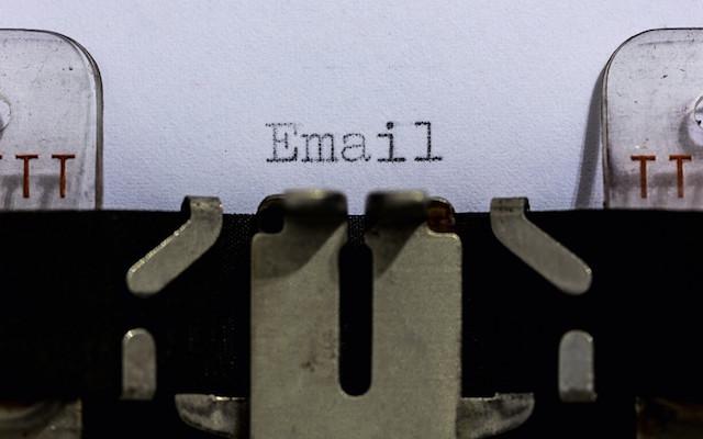 első kapcsolatfelvételi e-mail