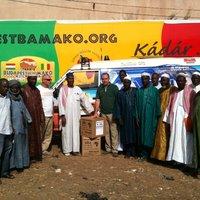 An organisation to help Africa