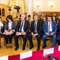 Azerbaijani NGOs visiting Budapest