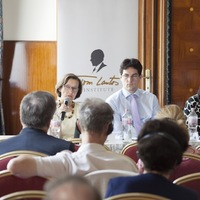 Experts were discussing multiculturalism in Budapest