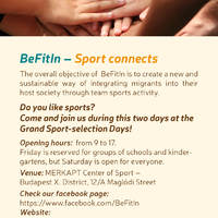 Be fit in – Sports Connects