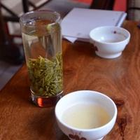 A cup of Chinese culture