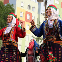 World intercultural festival in Csepel