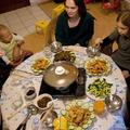 Vasárnapi ebéd bevándorlókkal