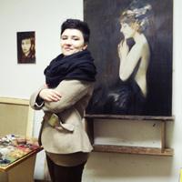 A festőnő, akinek Magyarország a lehetőségek hazája