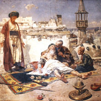 Török emlékek Budapesten IV.