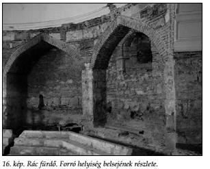 A forró helyiség belsejének részlete II. (Papp - Lászay, 2009)