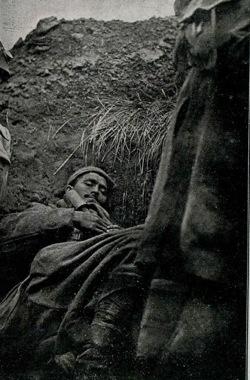 Életkép a lövészárokból II. (Harp Mecmuası, turkeyswar.com)