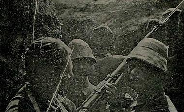 Élet a lövészárokban (Harp Mecmuasi, turkeyswar.com)