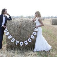 La planification d'un mariage à la campagne