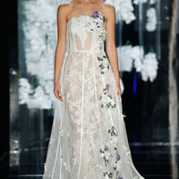 Le choix d'une robe de mariée