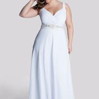Osez une robe de soirée grande taille pour briller