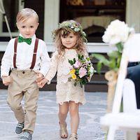 Faire participer les enfants dans un mariage