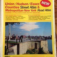 ''TOP'' Union County, Hudson County, Essex County, Metropolitan New York City Atlas. Control Beats invitado lista Compra