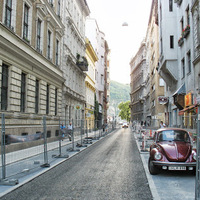 Ferenciek tere és környéke - helyzetjelentés 2013. 07. 31.