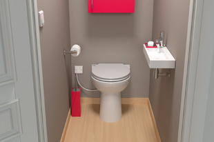 Darálós WC- és vízszerelés Budapesten és környékén
