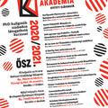 A Pesti Bölcsész Akadémia 2020/2021. őszi félévének plakátja