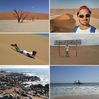Namíbia – az egyik legkülönlegesebb ország