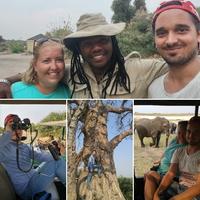 Az afrikai vadonban