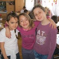 Lányok az 1.b-ből