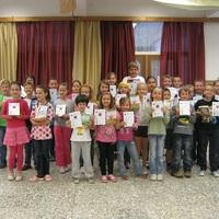Péterfy házi tanulmányi versenyek díjazottai