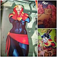 Marvel Kapitány - Magasabbra, távolabbra ésatöbbi