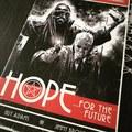 Hope... for the future képregénybemutató