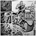 Dredd bíró - A gyerek bíró képregénybemutató (Judge Child Saga)