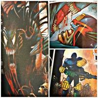 Judge Dredd: Raptaur (képregény bemutató)
