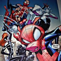 Dilipókok (Protectors of the Spiderverse, Web-Warriors) Ajánló