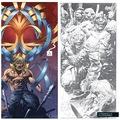 X-O Manowar képregénybemutató
