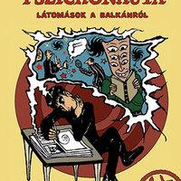 Aleksandar Zograf - Pszichonauta: látomások a Balkánról (2006)