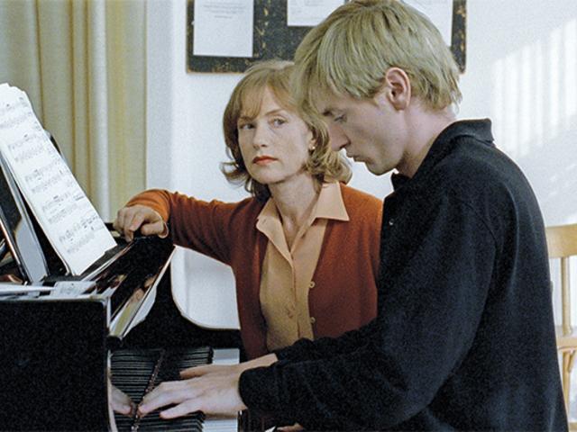 A zongoratanárnő / La pianiste / The Piano Teacher (2001)