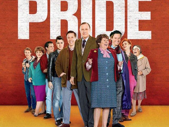 Büszkeség és bányászélet / Pride (2014)